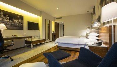 Suite king Krystal Urban Guadalajara Hotel Guadalajara