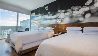 Suite double Krystal Urban Guadalajara Hotel Guadalajara