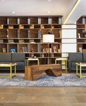 Living room Krystal Urban Guadalajara Hotel Guadalajara
